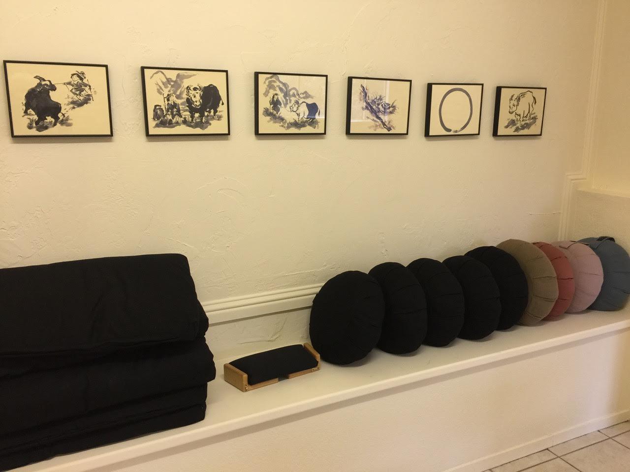 Center interior decor